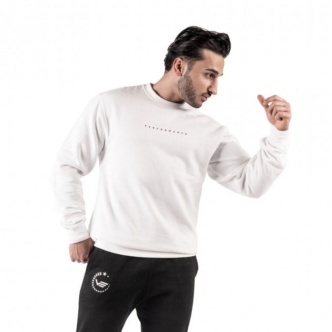 Ninety3 Sweater - white